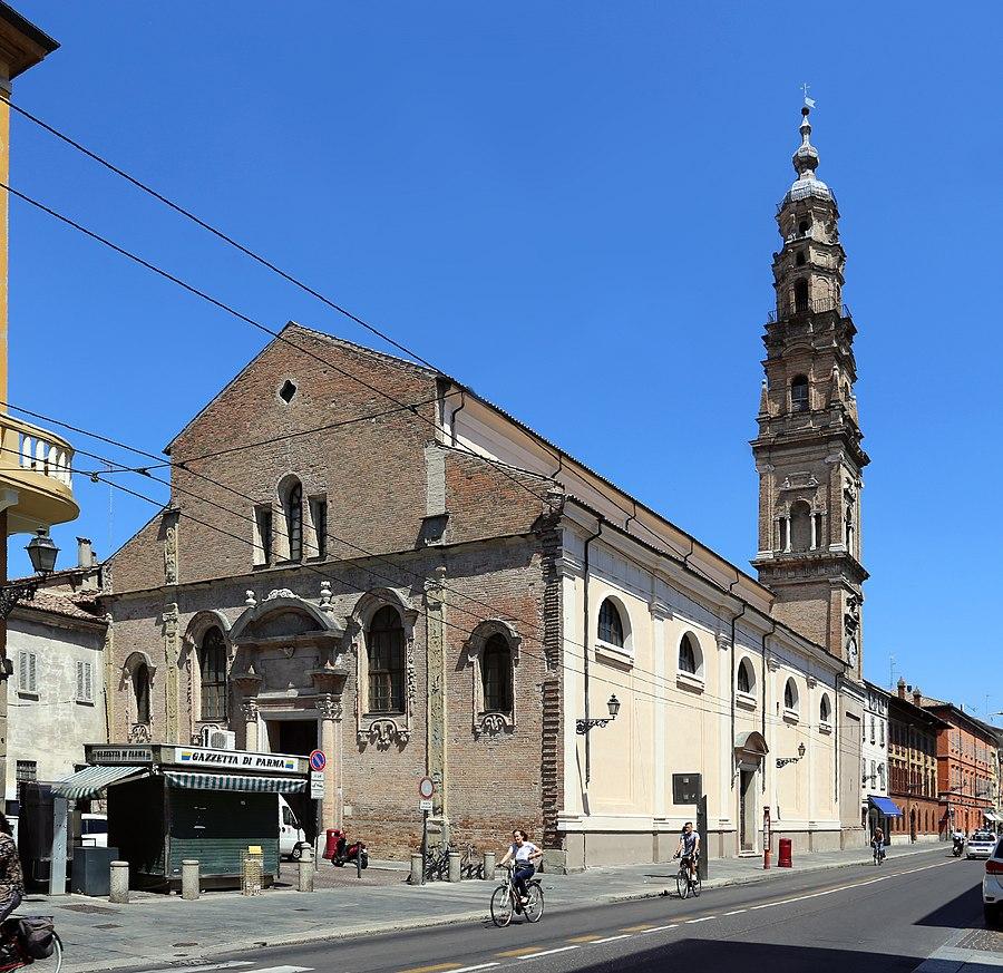 San Sepolcro, Parma