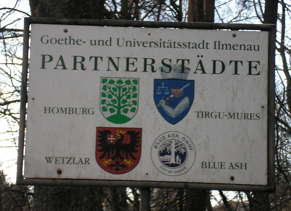 Partnerst%C3%A4dte Ilmenau