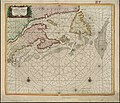 Pas-caert van Terra Nova, Nova Francia, Nieuw-Engeland en de groote rivier van Canada (4231298477).jpg