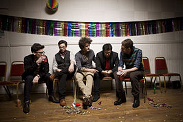Passion Pit in 2008