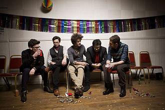 Passion Pit - Passion Pit in 2008