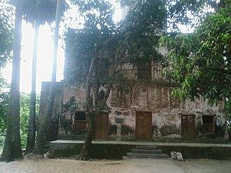 Jyoti Basu - Paternal house of Jyoti Basu at Barodi in Narayanganj, Bangladesh