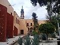 Patio de Exconvento de Santa Rosa de Viterbo en Querétaro.jpg
