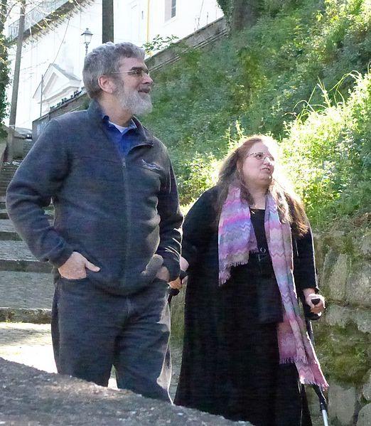 File:Patrick & Teresa Neilsen Hayden, Rome 2014.jpg