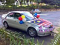 Patriotism expressed on a car.jpg