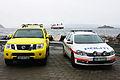 Patruljebiler fra politiet og brann- og redningstjenesten (8784106898).jpg