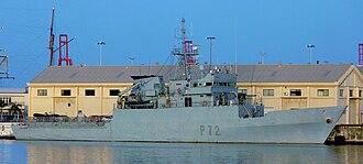 "Serviola-class patrol boat - Image: Patrullero ""Centinela"" (2)"