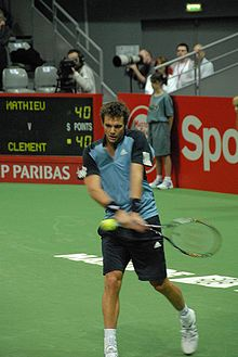 Paul-Henri Mathieu at the 2008 Masters France.jpg