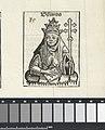 Paus Sisinnius Sisinius (titel op object) Liber Chronicarum (serietitel), RP-P-2016-49-62-11.jpg