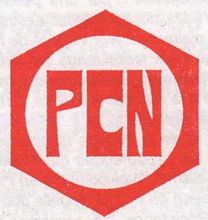 Parti Communautaire National-Européen - Image: Pcn logo 1