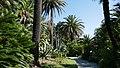Pegli, parc Durazzo Pallavicini, allée méditerranéenne.jpg