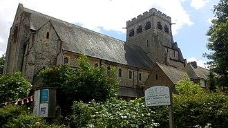 Penge - Image: Penge Congregational Church