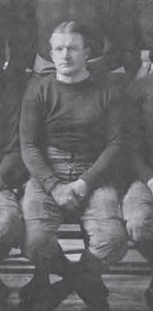 Percy W. Griffiths - on 1920 Nittany Lions team