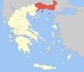 Periferia Anatolikis Makedonias ke Thrakis