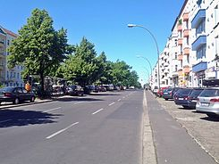 Petersburger Straße