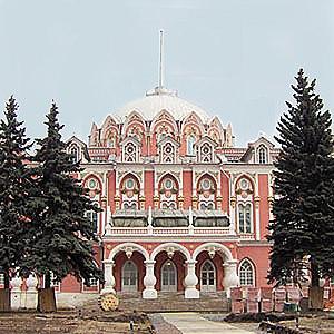 Matvey Kazakov - Petrovsky Palace, main hall