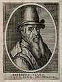 Petrus Tiara (Tjeerts). Line engraving by S. Furck, 1645. Wellcome V0005830.jpg