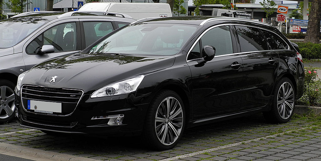 file peugeot 508 sw hdi fap 205 gt frontansicht 17 september 2011 d. Black Bedroom Furniture Sets. Home Design Ideas