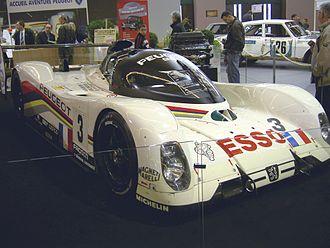 Éric Hélary - Hélary's Peugeot 905B