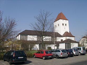 Niederkirchen bei Deidesheim - St. Martin's Parish Church