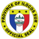 Official seal of Ilocos Sur