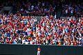 Philadelphia Phillies fans in Baltimore (7171225977).jpg