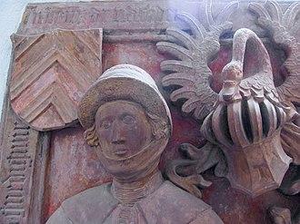 Hanau-Lichtenberg - Image: Philipp I. (der Ältere) von Hanau