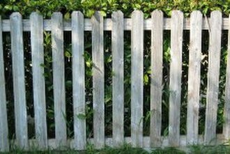 Picket fence - Image: Picket fence simple