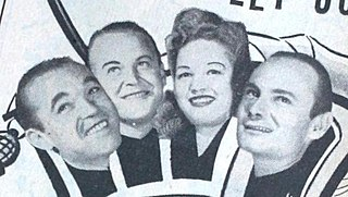 American popular singing group