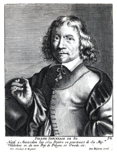 Peter Danckerts de Rij Dutch painter