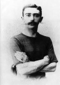 Pierre de Coubertin around 1894