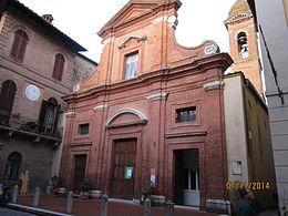 Pieve dei Santi Piero e Paolo di Buonconvento.JPG