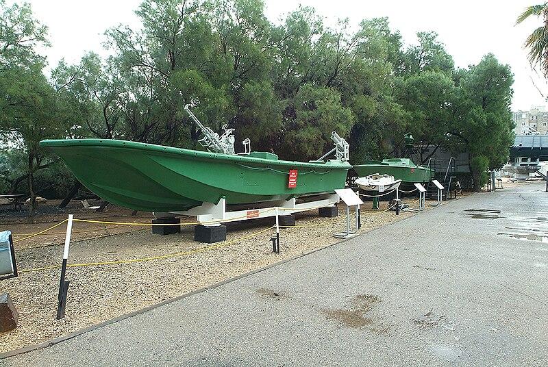 סירת מחבלים
