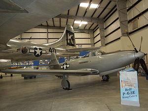 Pima Air & Space Museum - Aircraft 24.JPG