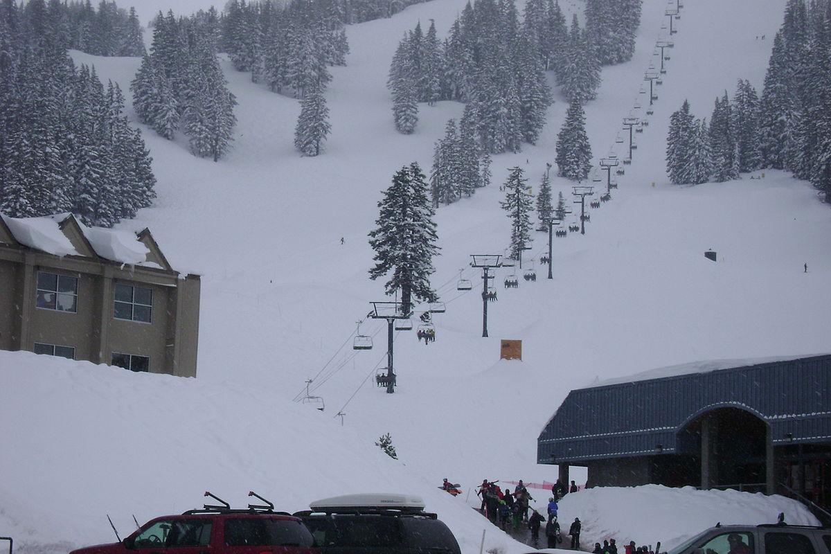 mount bachelor ski area - wikipedia