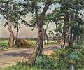 Pines along the Tokaido by Wada Eisaku (Kariya City Art Museum).jpg