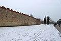 Pisa, 2018, neve lungo le mura 3.jpg