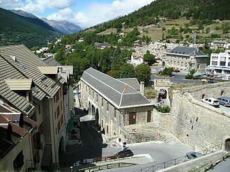 Briançon - The citadel of Briançon.