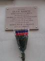 Plaque commemorative Olga Bancic 114 rue du Chateau Paris 14.png
