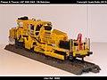 Plasser & Theurer USP 2000 SWS DB Bahnbau Kibri 16060 Modelismo Ferroviario Model Trains Modelleisenbahn modelisme ferroviaire ferromodelismo (9856255815).jpg