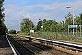 Platform 2, Hawarden Bridge railway station (geograph 4032399).jpg