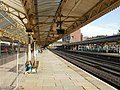 Platform 2, Newport Railway Station - geograph.org.uk - 1602864.jpg
