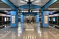Platform of Beigongda Ximen Station (20200112183405).jpg