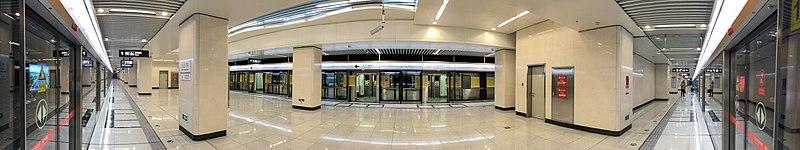 北运河东站