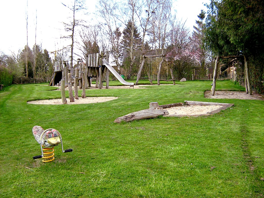 Most good campsites will have play areas for children
