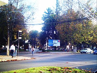 Parral, Chile City and Commune in Maule, Chile