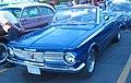 Plymouth Valiant Convertible (Auto classique Bellepros Vaudreuil-Dorion '11).JPG