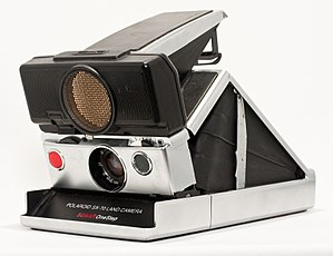 Polaroid SX-70 - SX-70 Sonar One Step