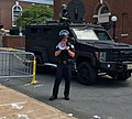Police declare unlawful assembly (36195165150) (cropped).jpg