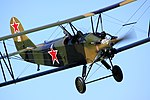 Polikarpov PO2 - Shuttleworth Military Pageant June 2013 (9185049059).jpg